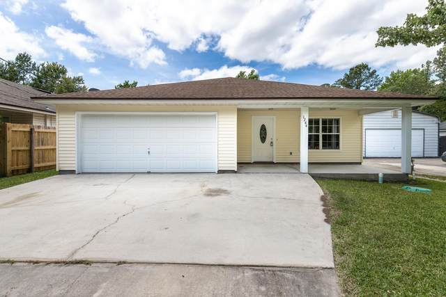 1244 Clay St, Fleming Island, FL 32003 (MLS #1053749) :: Keller Williams Realty Atlantic Partners St. Augustine
