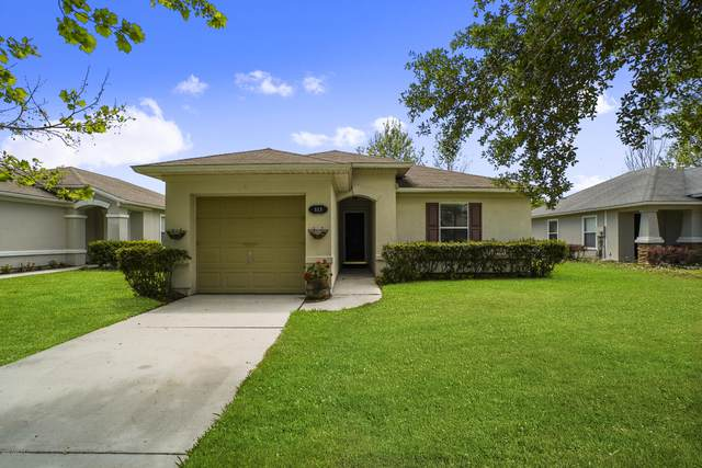 113 Brookfall Dr, St Augustine, FL 32092 (MLS #1053795) :: The Volen Group | Keller Williams Realty, Atlantic Partners
