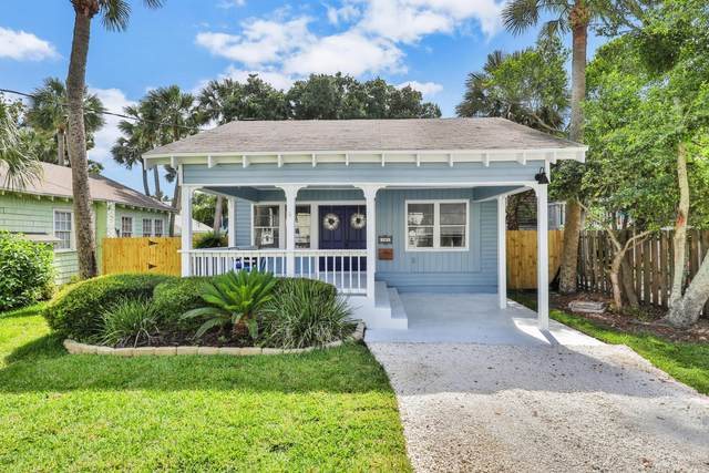 141 East Coast Dr, Atlantic Beach, FL 32233 (MLS #1053824) :: The Hanley Home Team