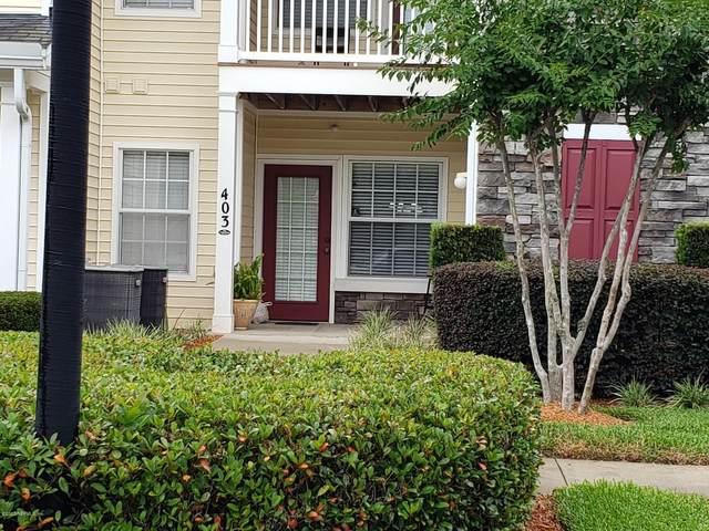 575 Oakleaf Plantation Pkwy #403, Orange Park, FL 32065 (MLS #1053831) :: Summit Realty Partners, LLC
