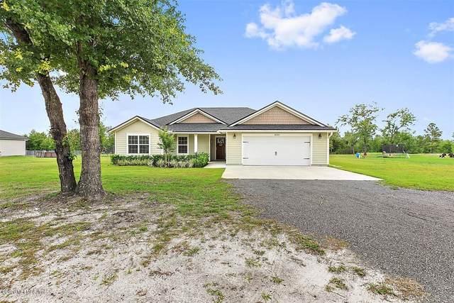 8133 Odis Yarborough Rd, Glen St. Mary, FL 32040 (MLS #1053881) :: Berkshire Hathaway HomeServices Chaplin Williams Realty