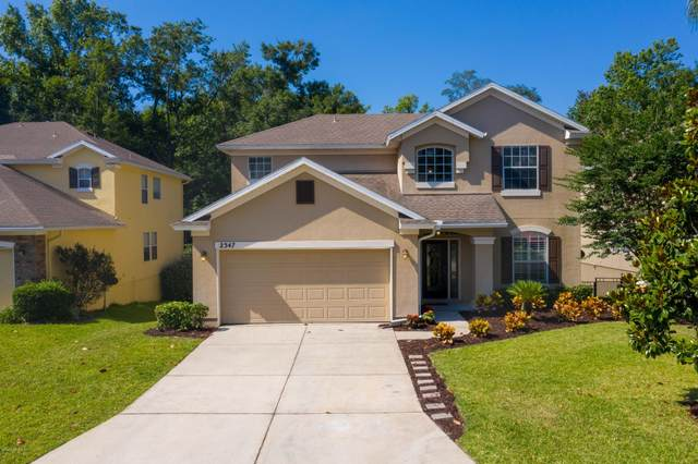 2347 Crooked Pine Ln, Fleming Island, FL 32003 (MLS #1053897) :: CrossView Realty