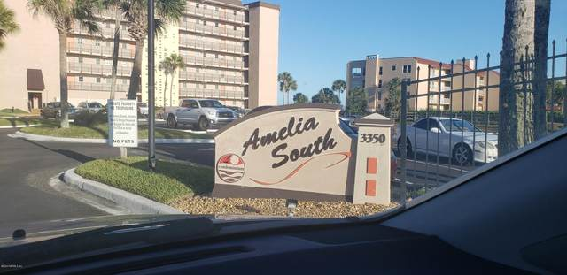 3350 S Fletcher Ave D1, Fernandina Beach, FL 32034 (MLS #1053925) :: Ponte Vedra Club Realty