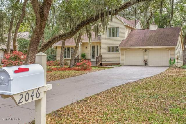 2046 Oak Marsh Dr, Fernandina Beach, FL 32034 (MLS #1053929) :: Momentum Realty