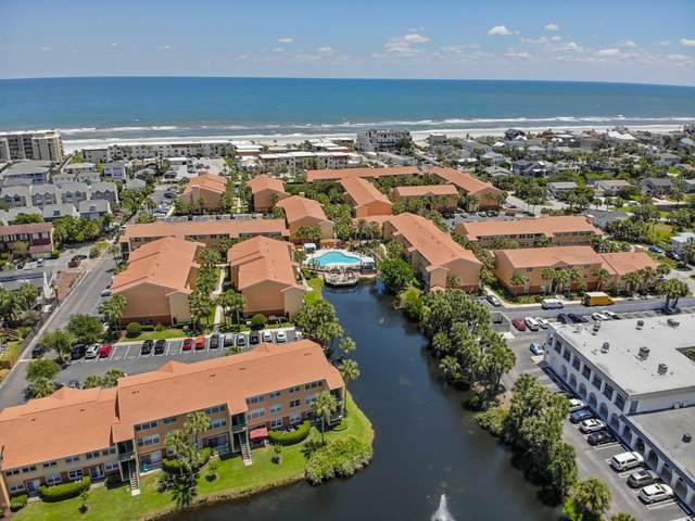 204 Laguna Villas Blvd A16, Jacksonville Beach, FL 32250 (MLS #1053961) :: Ponte Vedra Club Realty
