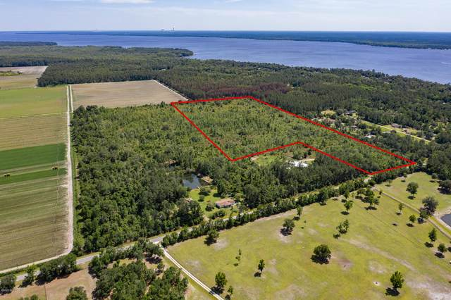 0 County Road 208 - B, St Augustine, FL 32092 (MLS #1053969) :: The Randy Martin Team | Watson Realty Corp
