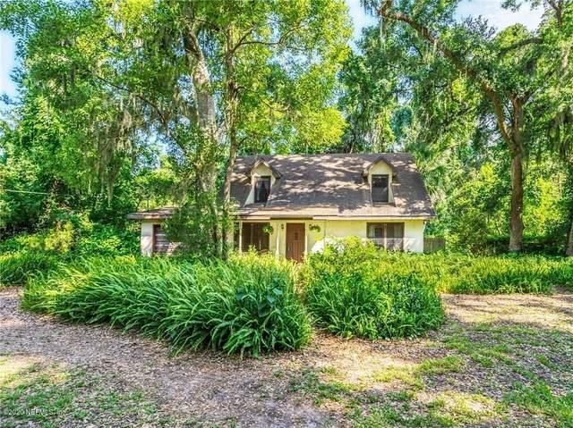 1219 Forrest Dr, Fernandina Beach, FL 32034 (MLS #1053982) :: The Hanley Home Team