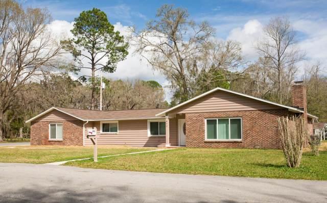 842 Parker St, Starke, FL 32091 (MLS #1053989) :: EXIT Real Estate Gallery