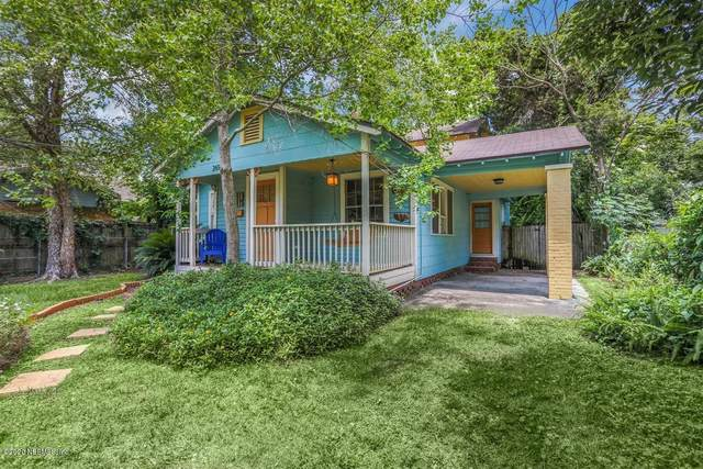 2693 Green St, Jacksonville, FL 32204 (MLS #1054008) :: Berkshire Hathaway HomeServices Chaplin Williams Realty
