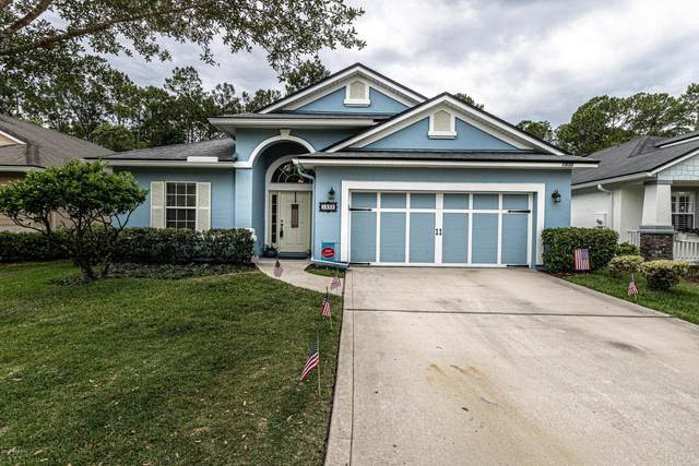 1932 Cross Pointe Way, St Augustine, FL 32092 (MLS #1054086) :: Berkshire Hathaway HomeServices Chaplin Williams Realty