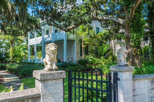 65 Fullerwood Dr, St Augustine, FL 32084 (MLS #1054156) :: Bridge City Real Estate Co.