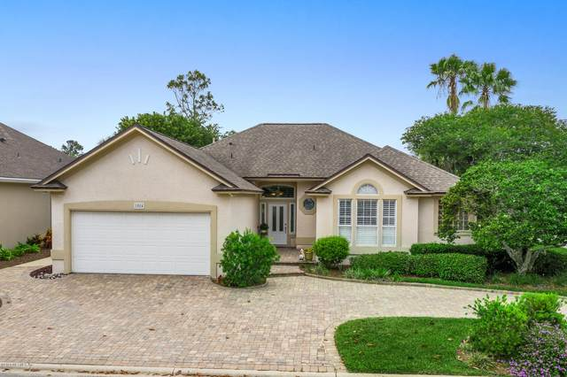 1584 Harbour Club Dr, Ponte Vedra Beach, FL 32082 (MLS #1054274) :: Summit Realty Partners, LLC