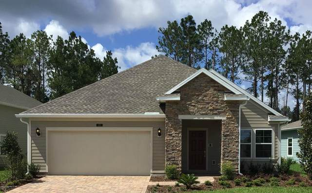 1809 Mathews Manor Dr, Jacksonville, FL 32211 (MLS #1054357) :: The Hanley Home Team