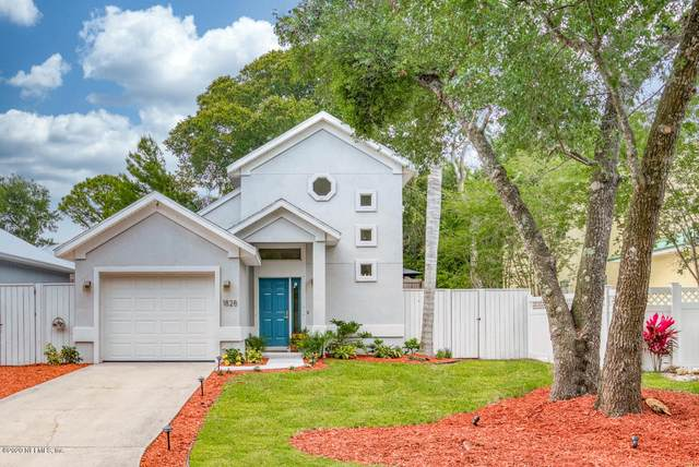1828 Castile St, St Augustine, FL 32080 (MLS #1054376) :: Bridge City Real Estate Co.
