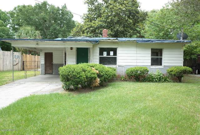 2946 Wickwire St, Jacksonville, FL 32254 (MLS #1054392) :: Berkshire Hathaway HomeServices Chaplin Williams Realty
