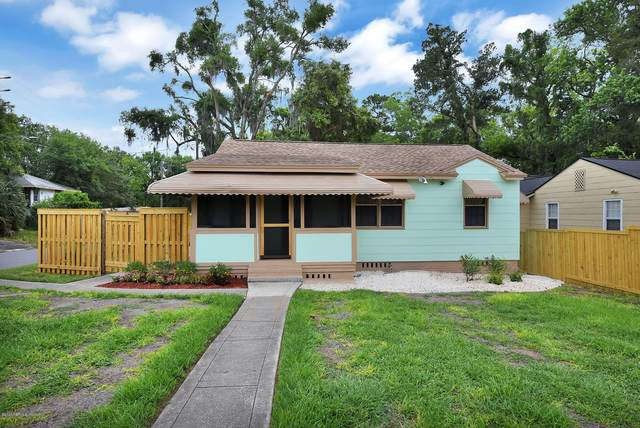 402 W 62ND St, Jacksonville, FL 32208 (MLS #1054403) :: The Perfect Place Team