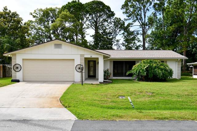 37 Federal Ln, Palm Coast, FL 32137 (MLS #1054442) :: Berkshire Hathaway HomeServices Chaplin Williams Realty