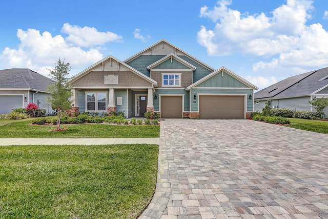 85067 Majestic Walk Blvd, Fernandina Beach, FL 32034 (MLS #1054495) :: The Every Corner Team