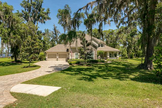 1907 Moorings Cir, Fleming Island, FL 32068 (MLS #1054503) :: The Hanley Home Team