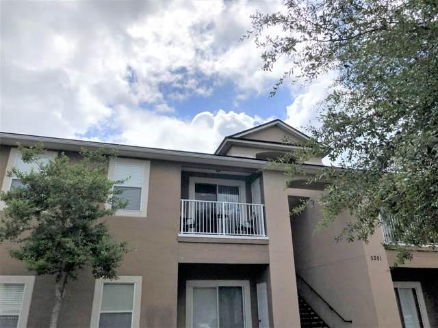 5201 Playpen Dr 8-13, Jacksonville, FL 32210 (MLS #1054542) :: Memory Hopkins Real Estate