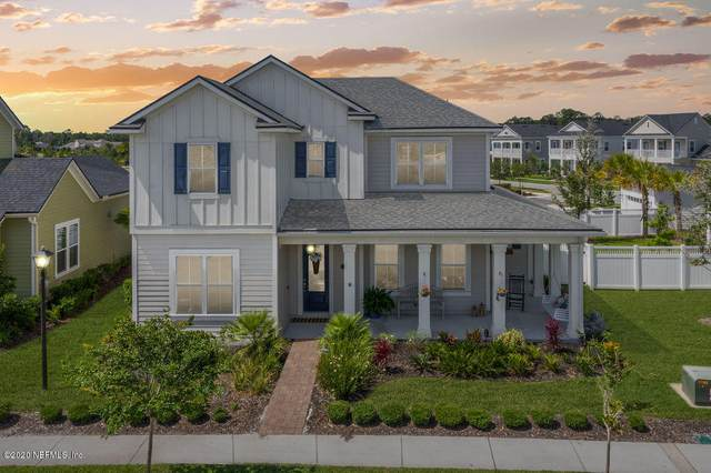 61 Bronson Pkwy, St Augustine, FL 32095 (MLS #1054552) :: The Hanley Home Team