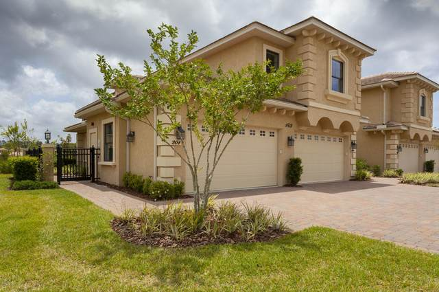 143 Laterra Links Cir #201, St Augustine, FL 32092 (MLS #1054587) :: Summit Realty Partners, LLC