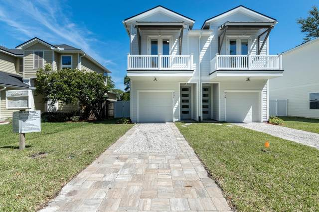 722 11TH Ave S, Jacksonville Beach, FL 32250 (MLS #1054591) :: Menton & Ballou Group Engel & Völkers