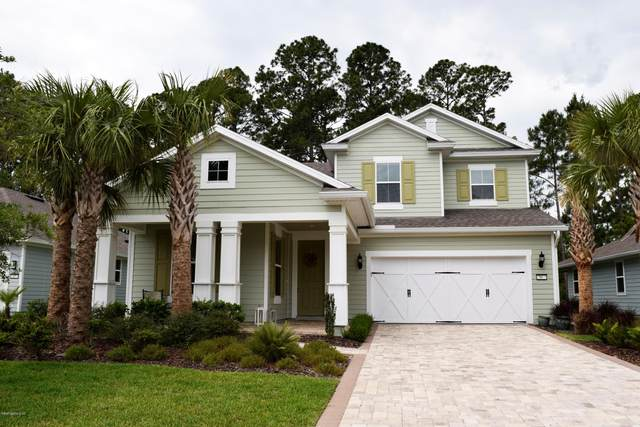 56 Park Front Ln, St Augustine, FL 32095 (MLS #1054606) :: The DJ & Lindsey Team