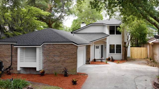 5458 Spring Brook Rd, Jacksonville, FL 32277 (MLS #1054644) :: The Hanley Home Team
