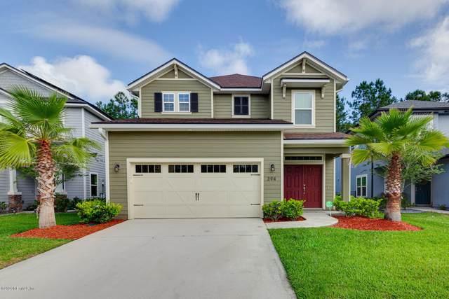 394 Heron Landing Rd, St Johns, FL 32259 (MLS #1054689) :: The Hanley Home Team