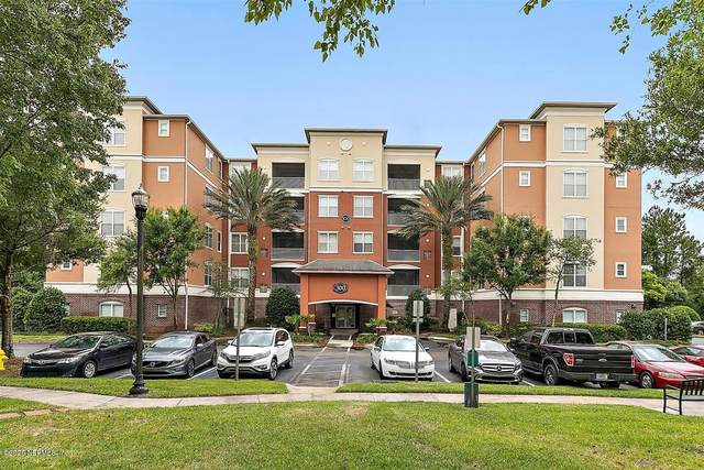 4480 Deerwood Lake Pkwy #335, Jacksonville, FL 32216 (MLS #1054702) :: EXIT Real Estate Gallery