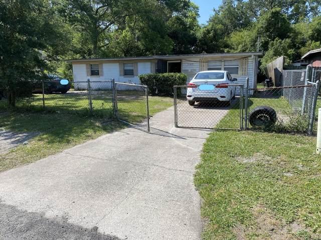 2908 W 10TH St, Jacksonville, FL 32254 (MLS #1054732) :: Berkshire Hathaway HomeServices Chaplin Williams Realty