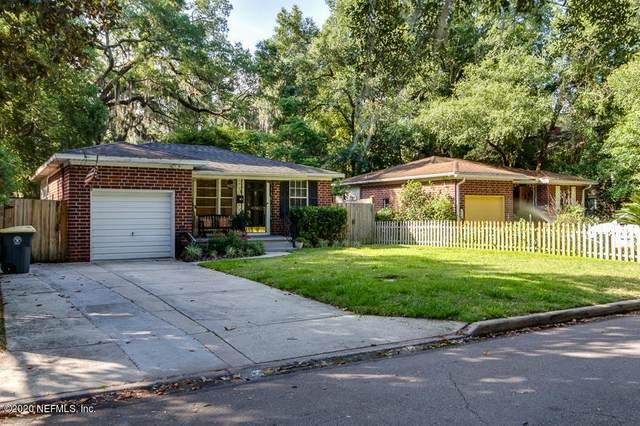 4321 Longfellow St, Jacksonville, FL 32210 (MLS #1054797) :: Bridge City Real Estate Co.
