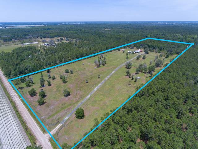 306 Cracker Swamp Dirt Rd, East Palatka, FL 32131 (MLS #1054837) :: Berkshire Hathaway HomeServices Chaplin Williams Realty