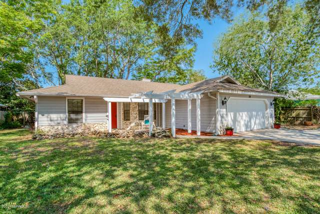 332 Shamrock Rd, St Augustine, FL 32086 (MLS #1054855) :: 97Park