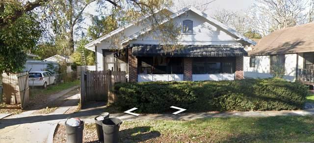 1137 E 18TH St, Jacksonville, FL 32206 (MLS #1054896) :: 97Park