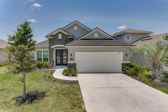 1481 Autumn Pines Dr, Orange Park, FL 32065 (MLS #1054921) :: Bridge City Real Estate Co.