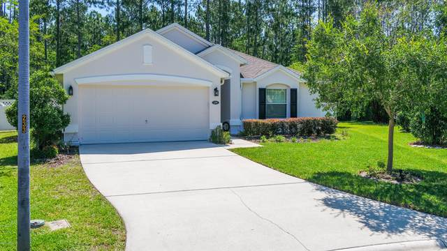 235 Tadcaster Ct, St Johns, FL 32259 (MLS #1054964) :: The Hanley Home Team