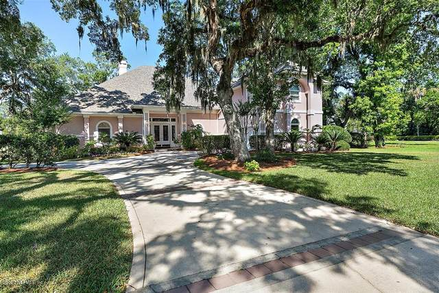 7350 Fairway Oaks Ct, Ponte Vedra Beach, FL 32082 (MLS #1054975) :: Berkshire Hathaway HomeServices Chaplin Williams Realty