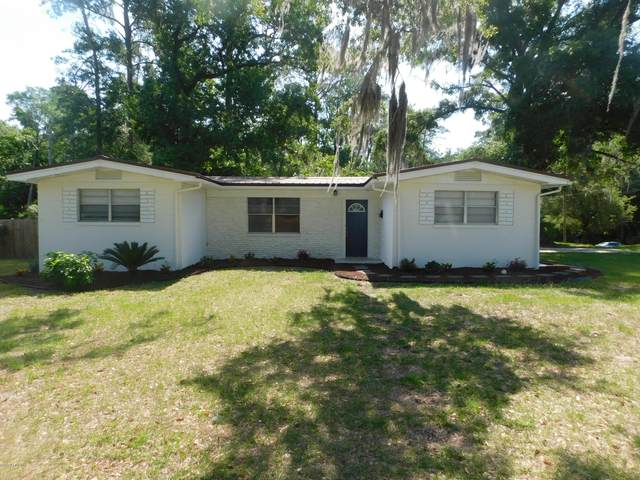 7421 Greenway Dr, Jacksonville, FL 32244 (MLS #1055025) :: The Hanley Home Team