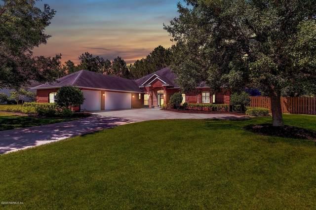 901 Forest Creek Dr, St Augustine, FL 32092 (MLS #1055042) :: 97Park