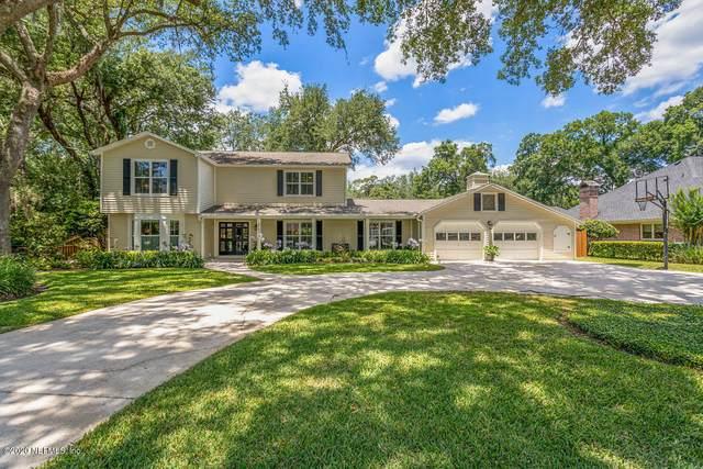 2757 Forest Mill Ln, Jacksonville, FL 32257 (MLS #1055107) :: 97Park