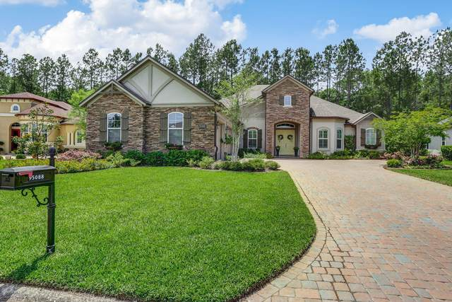 95088 Sweetberry Way, Fernandina Beach, FL 32034 (MLS #1055139) :: Noah Bailey Group