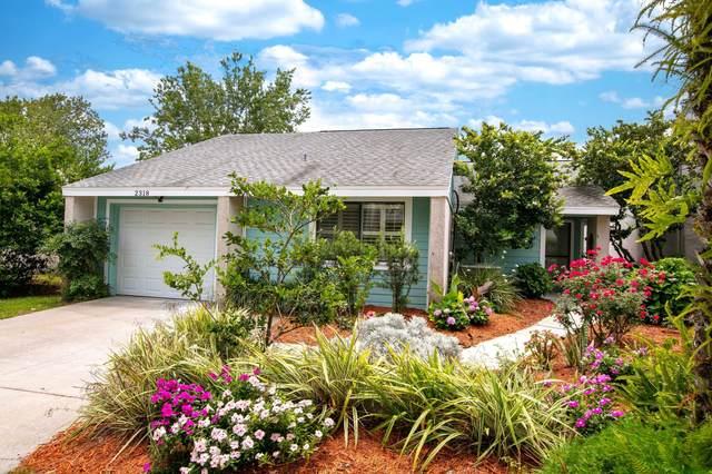 2318 Latrium Cir N, Ponte Vedra Beach, FL 32082 (MLS #1055174) :: The Hanley Home Team