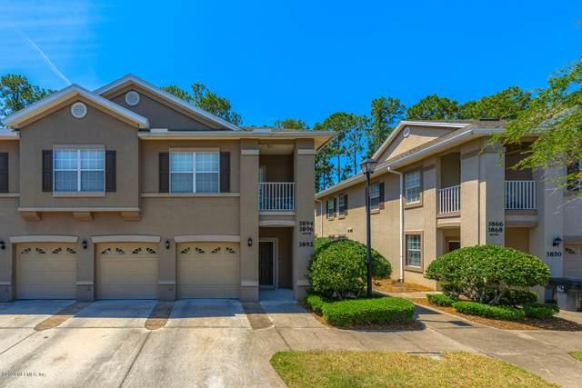 3892 Summer Grove Way S #75, Jacksonville, FL 32257 (MLS #1055202) :: Ponte Vedra Club Realty
