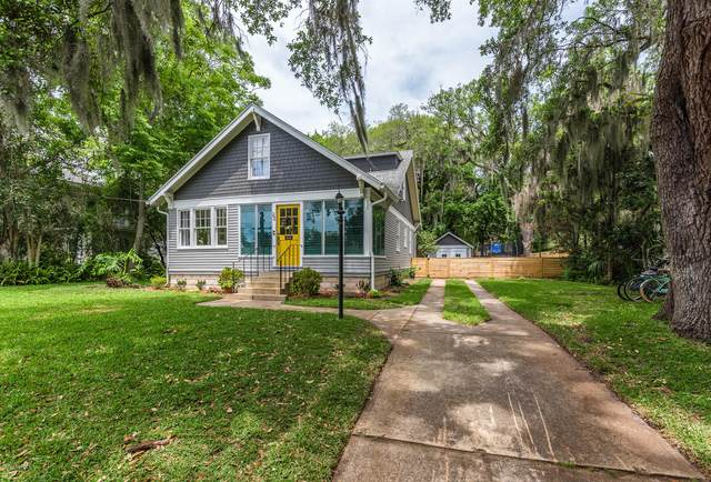 22 Bay View Dr, St Augustine, FL 32084 (MLS #1055222) :: EXIT Real Estate Gallery