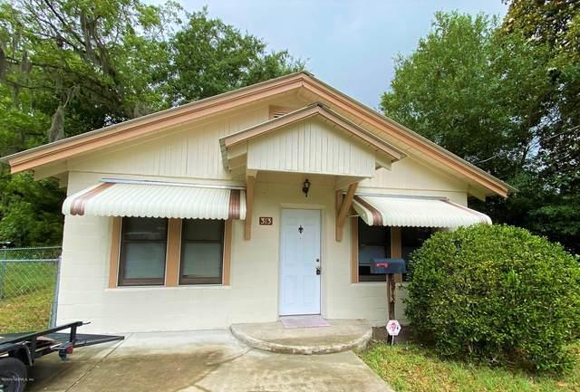 313 N Broadway St, Starke, FL 32091 (MLS #1055225) :: Berkshire Hathaway HomeServices Chaplin Williams Realty
