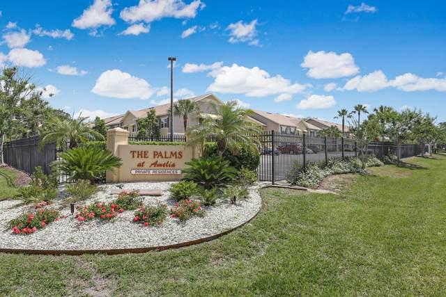1601 Nectarine St D6, Fernandina Beach, FL 32034 (MLS #1055295) :: CrossView Realty