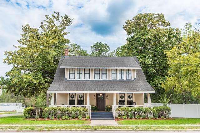 806 W Madison St, Starke, FL 32091 (MLS #1055383) :: Berkshire Hathaway HomeServices Chaplin Williams Realty