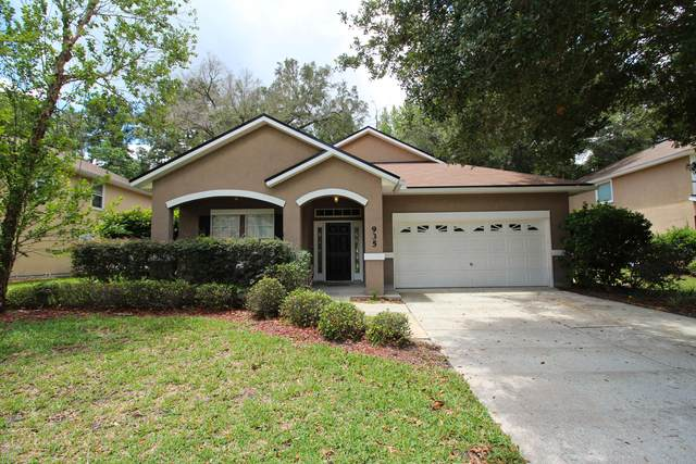 935 W Tennessee Trce, Jacksonville, FL 32259 (MLS #1055393) :: Memory Hopkins Real Estate